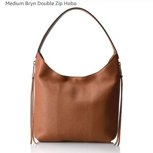 Rebecca Minkoff medium Bryn beige hobo bag